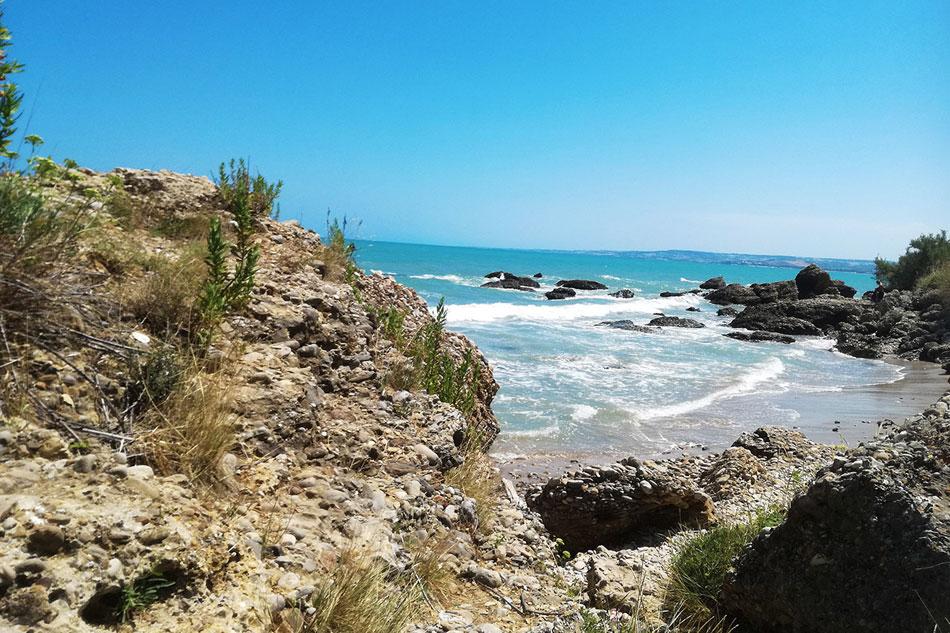 Spiaggia e Scogliera Casarza