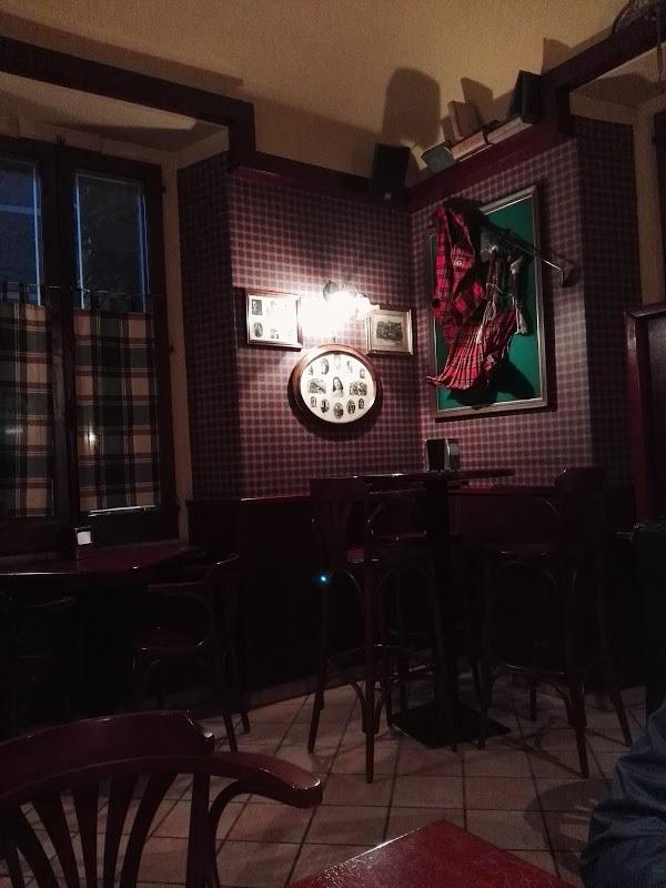 Old Station Scottish Pub