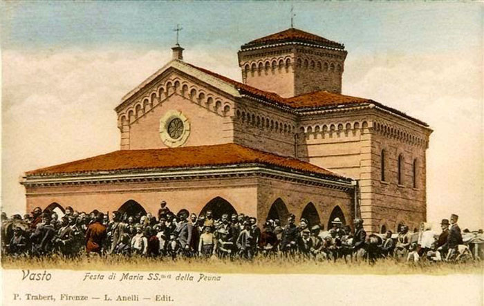 Chiesa di Punta Penna